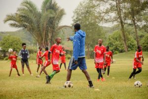 Tranning sessions at Rova Sports Academy